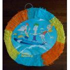 """Πινιάτα """"Phineas and Ferb"""" 1"""