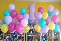 Μπαλόνια παστέλ