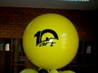Μπαλόνι 3π με λογότυπο