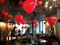 Μπαλόνια καρδιά