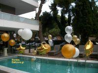 Μπαλόνια πισίνας