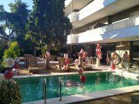 Μπαλόνια αστέρια πισίνα