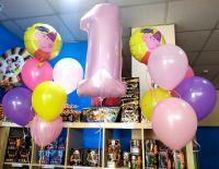 Μπαλόνια Πέπα κι αριθμός