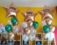 Μπαλόνια για κλείσιμο μαγαζιού