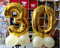 Μπαλόνια αριθμοί με βάση