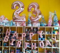 Αριθμοί και happy birthday