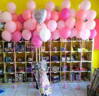 Μπαλόνια μωρότουρτα