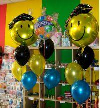 Μπαλόνια ορκωμοσίας