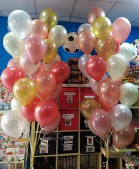 Περλέ μπαλόνια γενεθλίων
