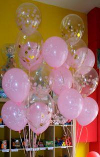 Μπαλόνια Princess και κοφετί