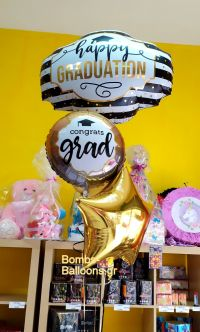 Graduation ριγέ