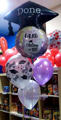 Μπαλόνια Grad Done