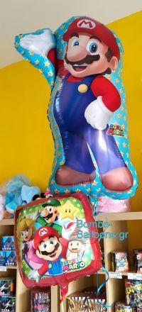 Μπαλόνια Super Mario