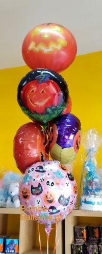 Μπαλόνια Halloween