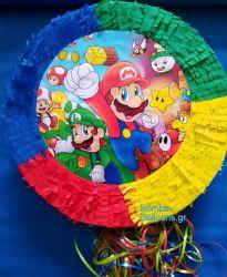 """Πινιάτα """"Super Mario"""""""