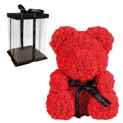 Αρκουδάκι τριαντάφυλλα