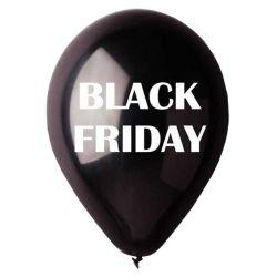 """Μπαλόνι """"Black Friday"""""""