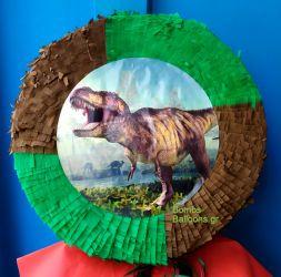 Πινιάτα δεινόσαυρος