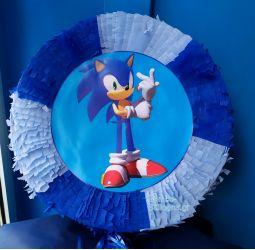 Πινιατα Sonic