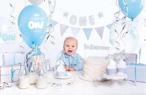 Σετ πάρτυ πρώτα γενέθλια αγόρι