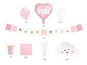 It's a girl kit