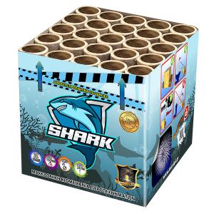 shark- 25 shots