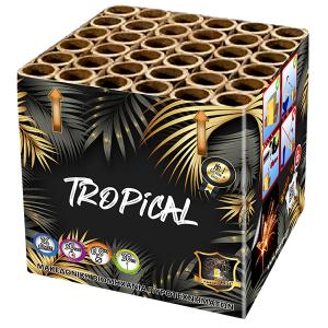 tropical - 36 shots