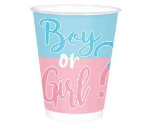 Ποτήρια boy or girl
