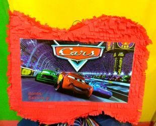 """Πινιάτα """"cars mcQueen"""""""