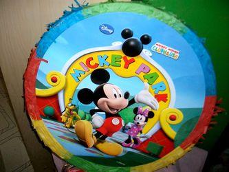 """Πινιάτα """"Mickey club house"""""""